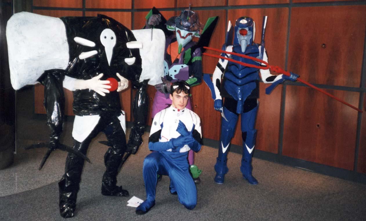 modelage de masques créatures C98-m-40